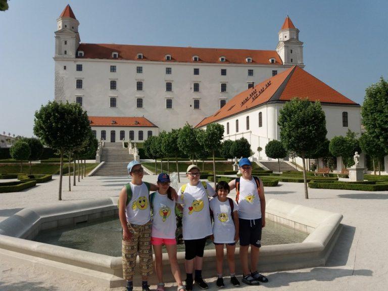 Výlet na hrad